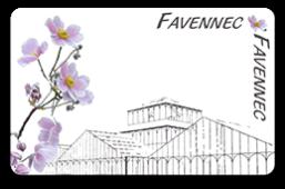 Carte Favennec